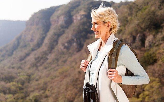 Hoe je als vrouw een mooie energieke uitstraling houdt