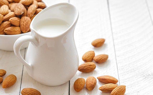 geen melkproducten