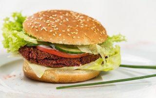 Hoe gezond zijn vegetarische hamburgers
