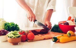 Is voorgesneden groente ook goed?