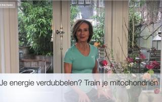 Je energie verdubbelen Train je mitochondrien