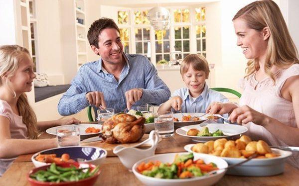 Kan mijn gezin ook mee eten of moet ik apart koken