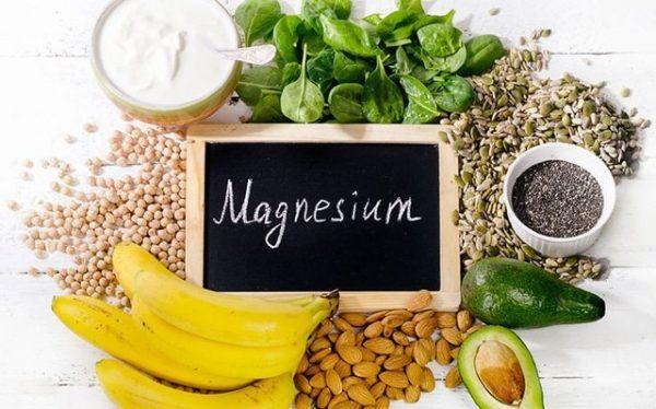 Magnesiumrijke voeding