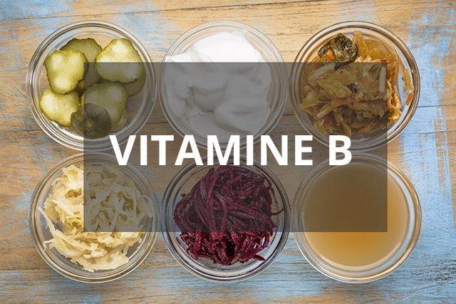 producten met vitamine b