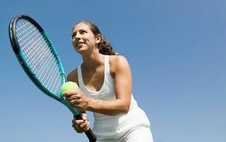 Wat doe ik bij honger na tennis