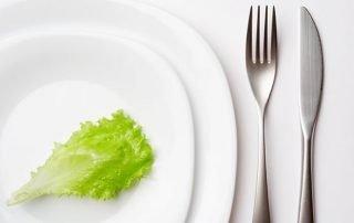 Wat kun je doen als je weinig eet en niet afvalt?