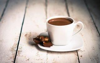 maximaal 3 koppen koffie